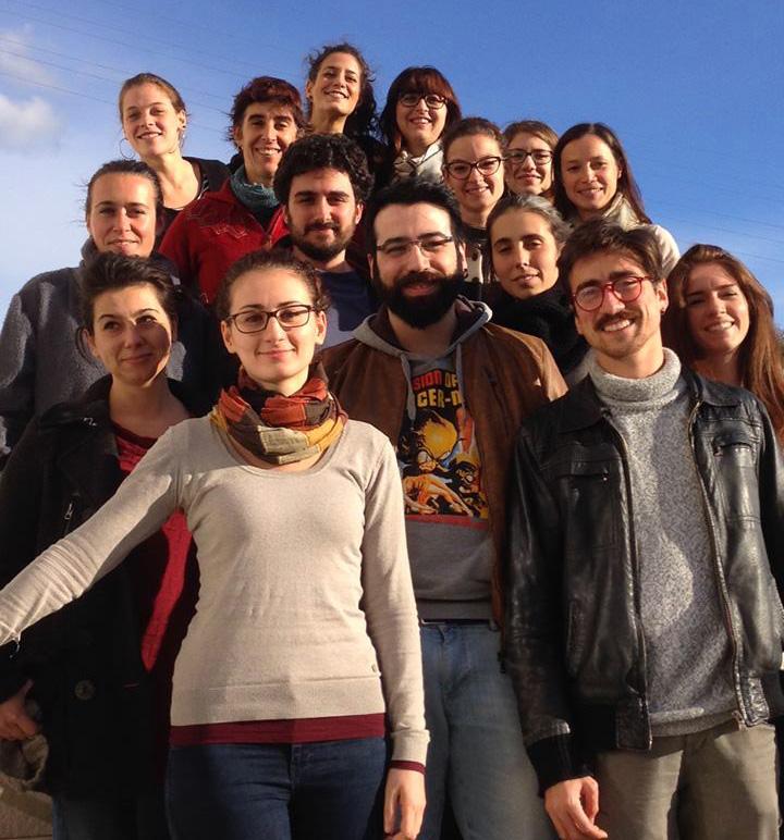 Foto studenti MCS SISSA Trieste, Primo anno
